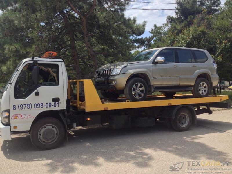 С 20 января неправильно припаркованные авто в Севастополе будут эвакуировать